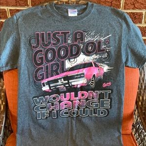 Good ol girl shirt from Cooters in Gatlinburg TN